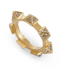pave ring BCBG