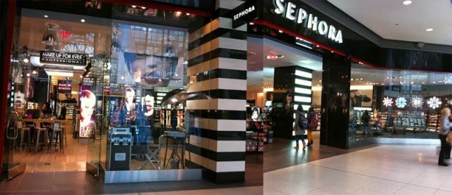 sephora eaton center