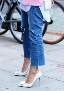 croppe jeans