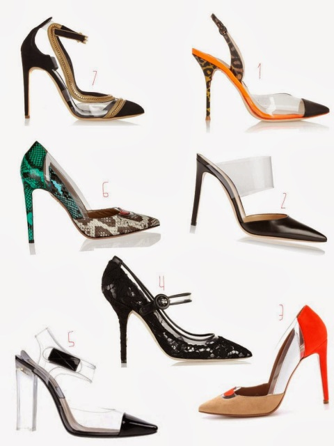conceal and reveal pumps