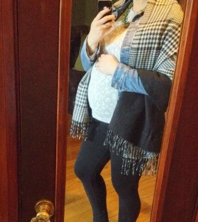 baby bump outfits