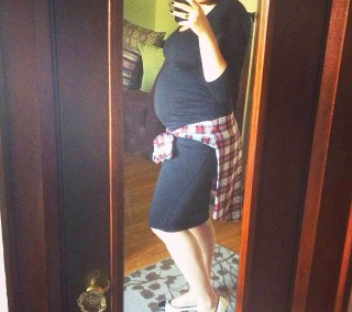 how to dress during pregnancy