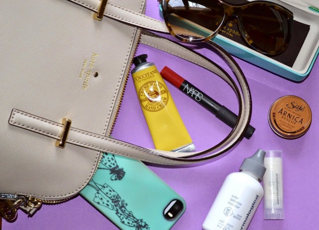 blogger whats in my bag