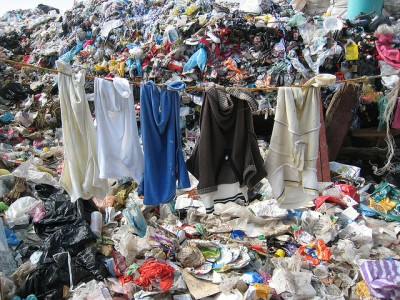 non sustainable clothing